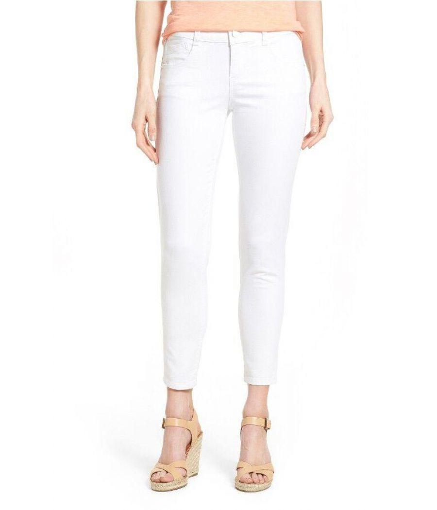 Women White Jeans