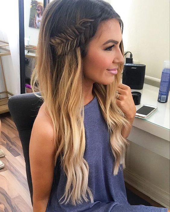 15 Mesmerising Hairstyles For Long Hair Etashee Blog